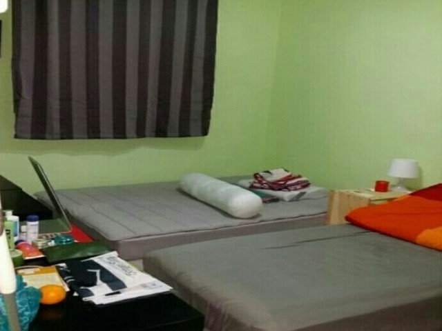 Aircon C/Room for share with another lady at Beach Road $480 by owner (Lavender/Nicoll mrt/City)