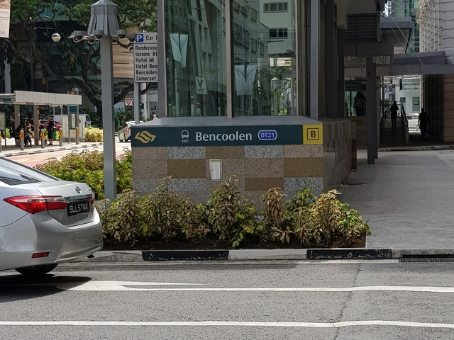 Bencoolen House Private Apartment at  27 Bencoolen Street S(189620) Opposite Bencoolen MRT, walk to