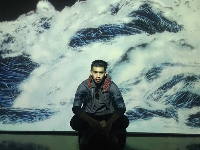 Joh Ntan is looking for a room in Balestier