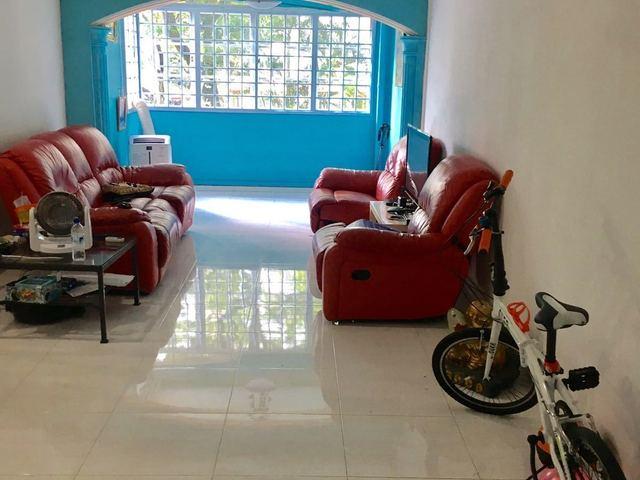 285A Toh Guan Road @ Jurong East -4+1(Executive Apartment) -16 Min Walking To MRT