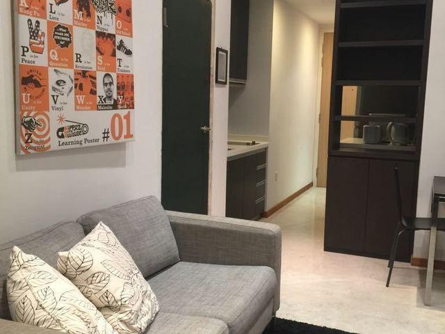 Cozy and Spacious Studio Apartment @ Newton Edge Condominium