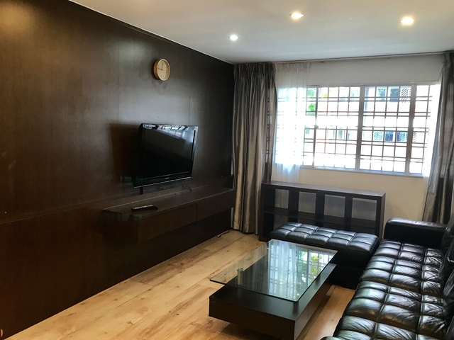 No Owner Unit , Spacious Common Room for Professionals
