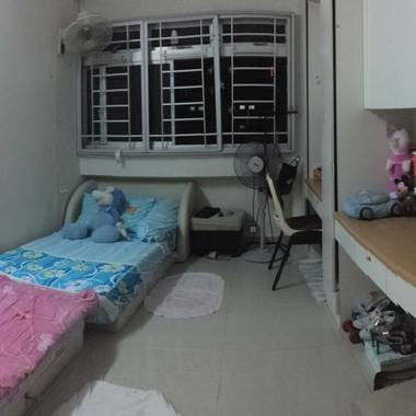 800/MONTH ALL IN!!! COMMON ROOM FOR 2 PAX (Near Tampines MRT) - NO AGENT FEE
