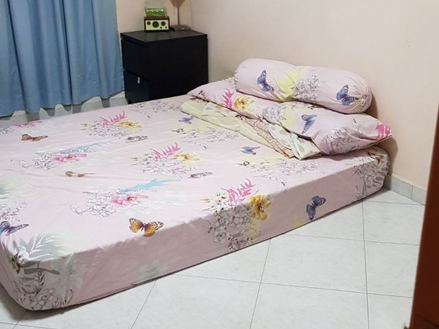 Female Only 830 Woodlands Street 83 -12 Mins Walk, 5 Mins Bus Ride -Common Room AC