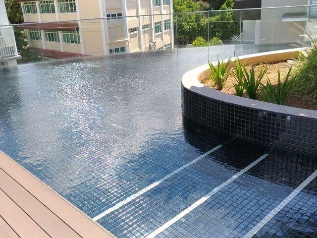 Whole Unit 1 Bedroom with balcony - Brand New, MRT.