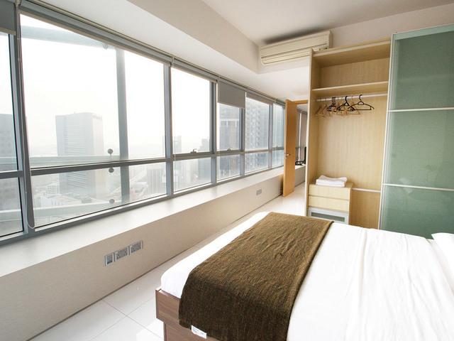 High Level TanjongPagar CBD Modern Apartment