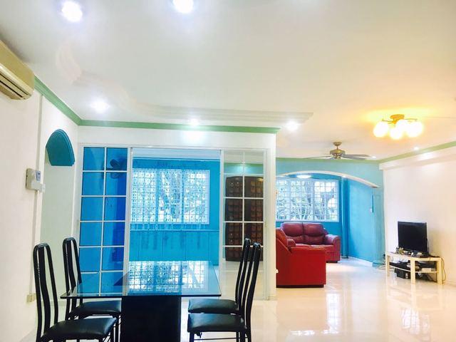 285A Toh Guan Road @ Jurong East -4+1(Executive Apartment) -16 Min Walking, 10 Mins Bus Ride MRT