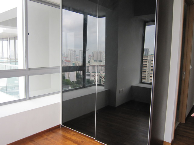 High floor, City view, Breezy, quiet place