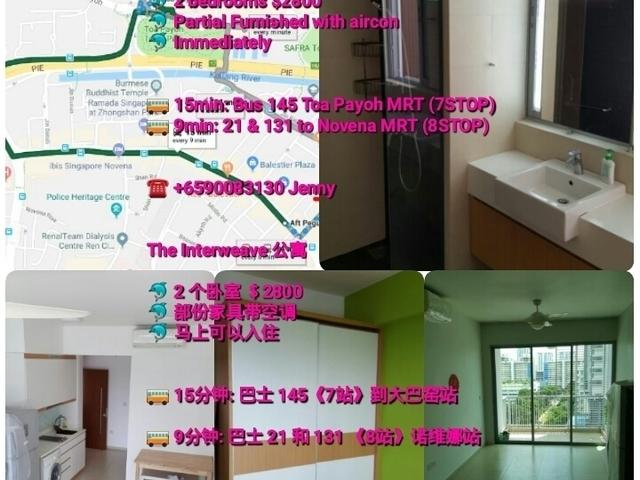 The Interweave 2 Bedroom 9008...