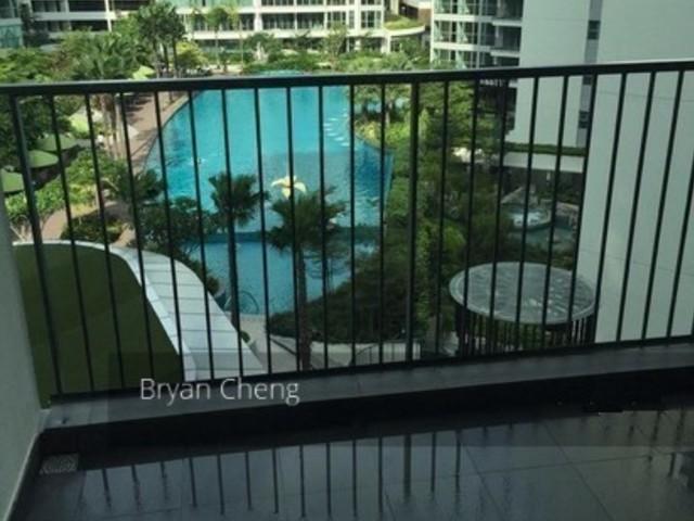 2 Bedroom/ 861 Sqft/ Nice Pool View/ Call 8522...