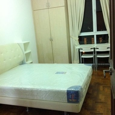 1 Min to MRT! Bukit PJ. Near SIM, NYP, MDIS, StFrancis Master Room,No Owner,No Agent fee