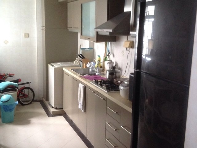 Whole Unit 4 Room HDB at Choa Chu Kang Crescent for Rent