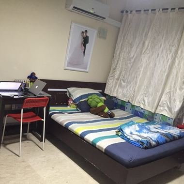 Fully Furnished Master Bedroom