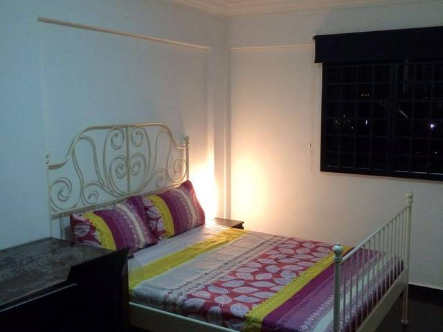 Fully furnished Single BedRoom available at Clementi West