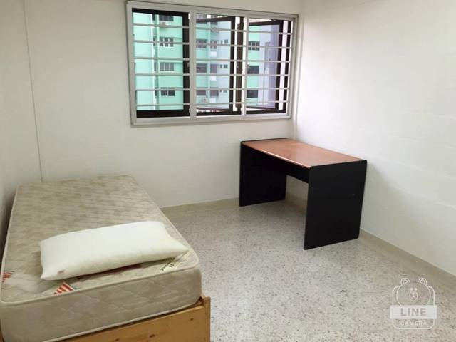 IMMEDIATE!!! COMMON ROOM 3 MINS  WALK TO TANAH MERAH MRT