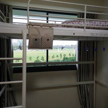 5 Min Walk to Punggol MRT!! Single bedspace Loft Bed (shared common room)
