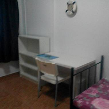 Clean and tidy common room for rent at sengkang rivervale drive