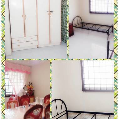 Common Room in Maisonette near Gek Poh Shopping Centre