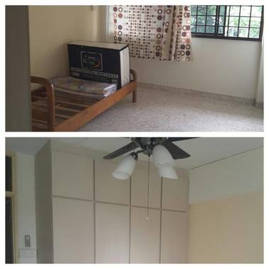 605 Bedok Reservoir Road - Common bedroom for rent!!!