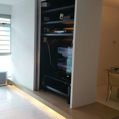 Punggol 3+2 whole flat HDB for rent, no agent fee