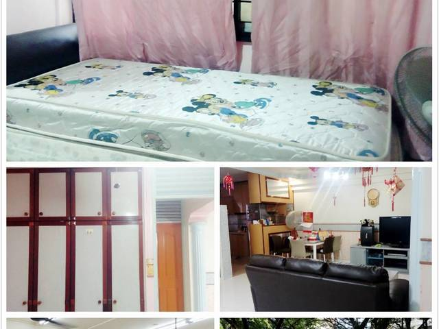 Jurong West Common Room for Rent @ Blk 853 Jurong West St 81